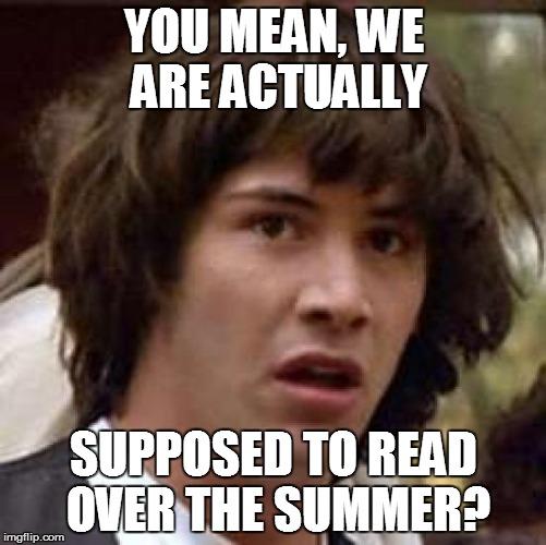 Poll: Do you have summer homework?